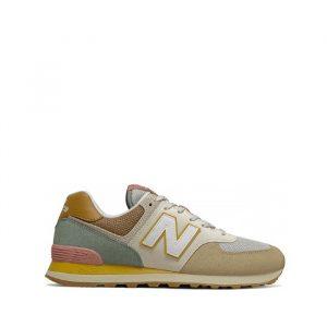 נעליים ניו באלאנס לגברים New Balance ML574 - צבעוני בהיר