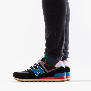 נעליים ניו באלאנס לגברים New Balance ML574 - שחור/כחול