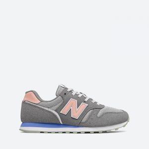 נעלי סניקרס ניו באלאנס לנשים New Balance WL373 - אפור/ורוד