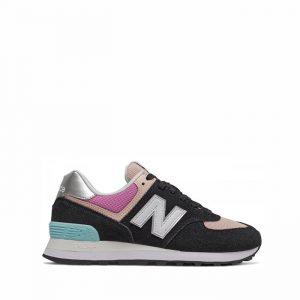 נעליים ניו באלאנס לנשים New Balance WL574 - שחור