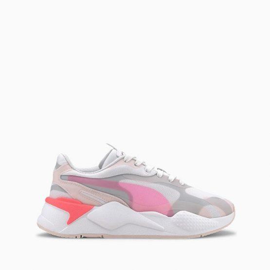 נעליים פומה לנשים PUMA Rs X3 Plas_Tech - צבעוני בהיר