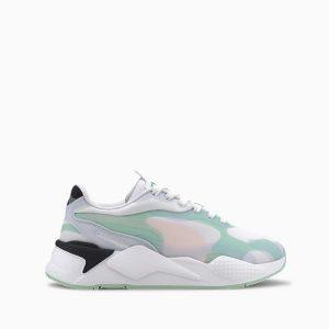 נעליים פומה לנשים PUMA Rs X3 Plas_Tech - לבן