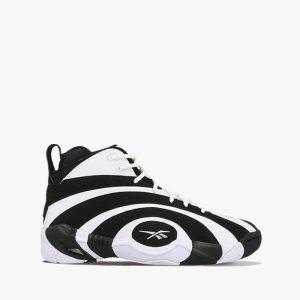 נעליים ריבוק לגברים Reebok Shaqnosis - שחור/לבן