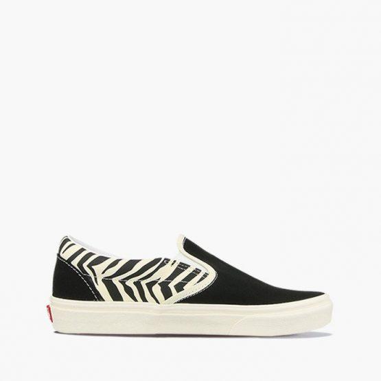 נעלי סניקרס ואנס לגברים Vans Classic Slip On - צבעוני