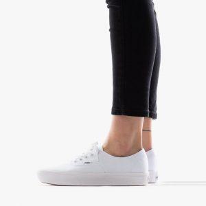 נעליים ואנס לנשים Vans Comfycush Authentic - לבן