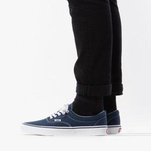 נעליים ואנס לגברים Vans Era - כחול כהה
