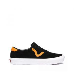 נעליים ואנס לגברים Vans Sport - שחור/צהוב