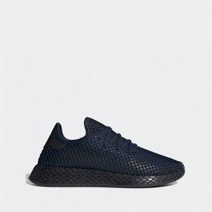 נעליים אדידס לגברים Adidas DEERUPT RUNNER - כחול כהה