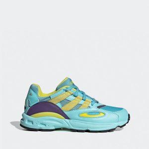 נעליים אדידס לגברים Adidas LXCON 94 - תכלת