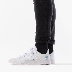 נעליים אדידס לגברים Adidas Supercourt - לבן מלא
