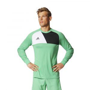 ביגוד אדידס לגברים Adidas Assita 17 GK - ירוק