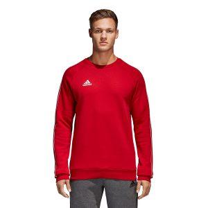 ביגוד אדידס לגברים Adidas CORE 18 - אדום