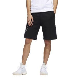 ביגוד Adidas Originals לגברים Adidas Originals utline Shorts - שחור