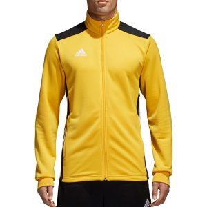 ביגוד אדידס לגברים Adidas Regista 18 PES - צהוב