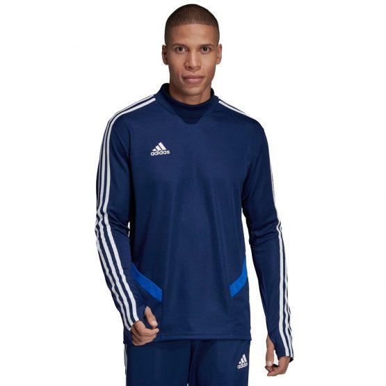 ביגוד אדידס לגברים Adidas Tiro 19 - כחול