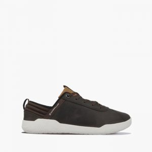 נעליים קטרפילר לגברים Caterpillar Hex - חום/לבן