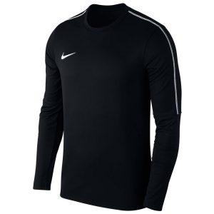 ביגוד נייק לגברים Nike Dry Park18 Football Crew Top - שחור