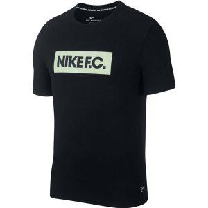 ביגוד נייק לגברים Nike F.C. Dri Fit - שחור