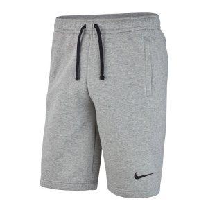 ביגוד נייק לגברים Nike  FLC TM Club 19  - אפור