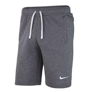 ביגוד נייק לגברים Nike  FLC TM Club 19  - אפור כהה