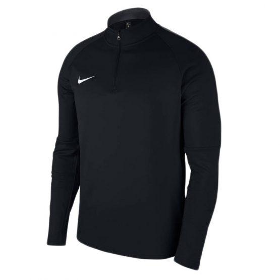 חולצת אימון נייק לגברים Nike M NK Dry Academy 18 Dril Tops LS - שחור