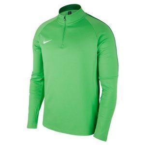 ביגוד נייק לגברים Nike M NK Dry Academy 18 Dril Tops LS - ירוק