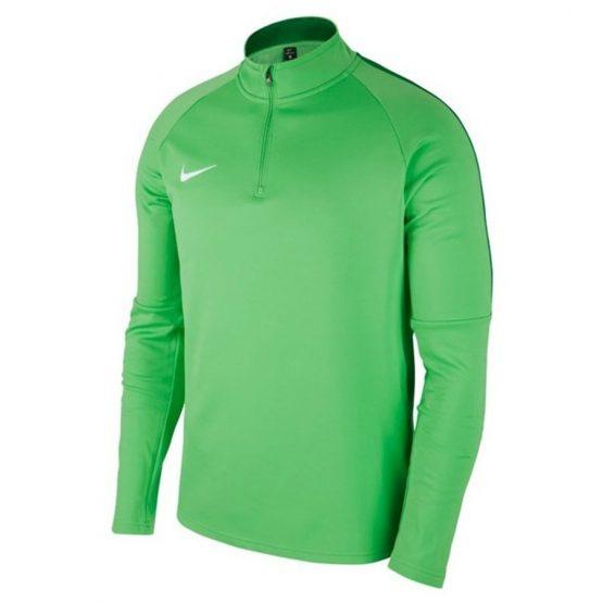 חולצת אימון נייק לגברים Nike M NK Dry Academy 18 Dril Tops LS - ירוק