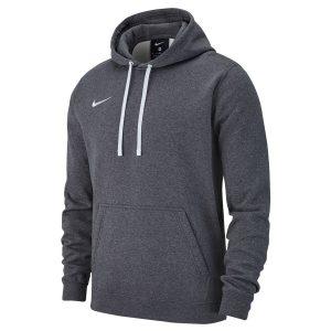 ביגוד נייק לגברים Nike PO FLC TM Club 19 - אפור