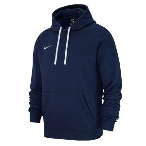 ביגוד נייק לגברים Nike PO FLC TM Club 19 - כחול כהה