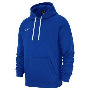 ביגוד נייק לגברים Nike PO FLC TM Club 19 - כחול