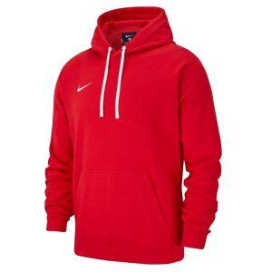 ביגוד נייק לגברים Nike PO FLC TM Club 19 - אדום