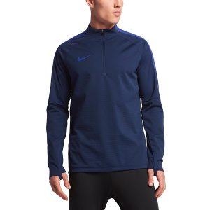 ביגוד נייק לגברים Nike M NK SHLD STRKE DRIL TOP - כחול