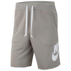 ביגוד נייק לגברים Nike Sportswear - אפור