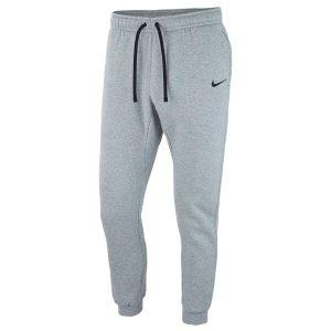 ביגוד נייק לגברים Nike Team Club 19 FLC - אפור בהיר