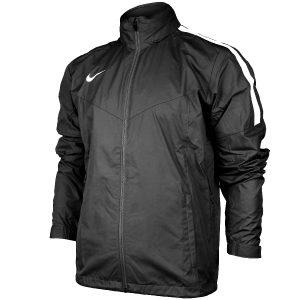 ביגוד נייק לגברים Nike  Team Squad SF1 Sideline Rain JKT  - שחור