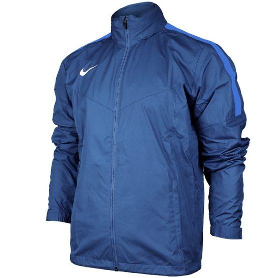 ביגוד נייק לגברים Nike  Team Squad SF1 Sideline Rain JKT  - כחול כהה