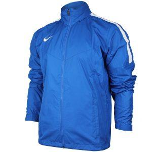 ביגוד נייק לגברים Nike  Team Squad SF1 Sideline Rain JKT  - כחול