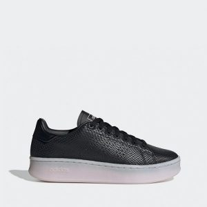 נעלי סניקרס אדידס לנשים Adidas Advantage Bold - שחור