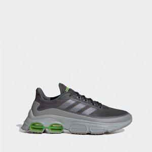 נעליים אדידס לגברים Adidas Quadcube - אפור