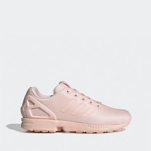 נעליים Adidas Originals לנשים Adidas Originals ZX FLUX K  - ורוד