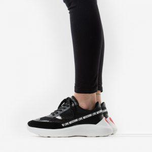 נעליים מוסקינו לנשים MOSCHINO Scarpad Running 60 - שחור