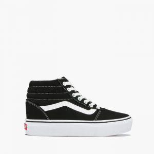נעליים ואנס לנשים Vans Wm Ward Hi Platform - שחור