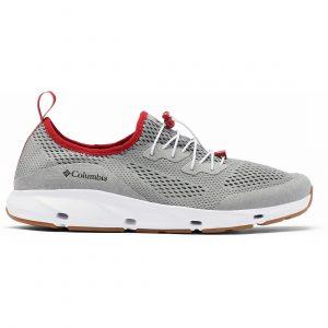נעלי סניקרס קולומביה לגברים Columbia Vent - אפור/אדום