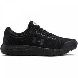נעלי ריצה אנדר ארמור לנשים Under Armour Charged Bandit 5 - שחור