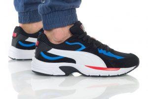 נעליים פומה לגברים PUMA AXIS PLUS - צבעוני כהה
