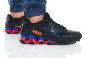 נעליים נייק לגברים Nike REAX 8 TR MESH - שחור/כחול
