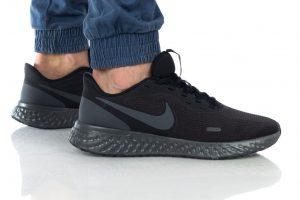 נעלי ריצה נייק לגברים Nike REVOLUTION 5 - שחור