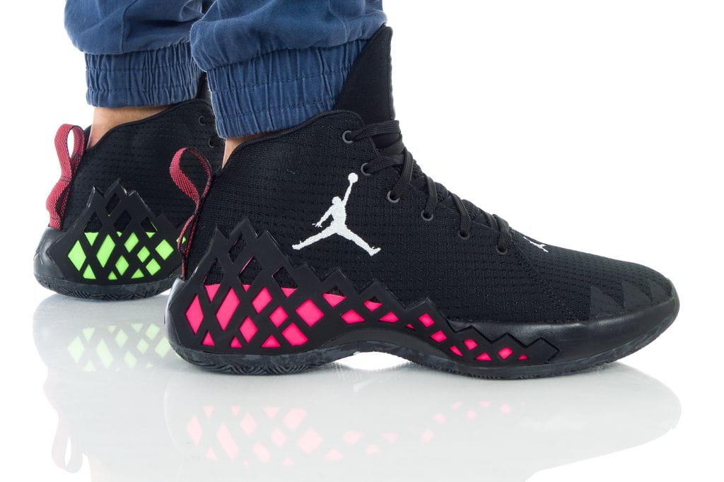 נעליים נייק לגברים Nike JUMPMAN DIAMOND - שחור