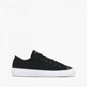 נעלי סניקרס קונברס לנשים Converse CHUCK TAYLOR ALL STAR OX - שחור/לבן