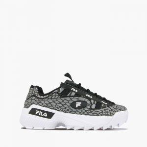 נעליים פילה לנשים Fila D-Formation - שחור/כסף